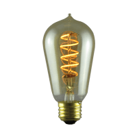 "LED Filament ""Mexon"" (E27) | 4W EXTRA WARM WIT | DIMBAAR"