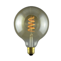 "LED Filament ""Zone"" (E27) | 4W EXTRA WARM WIT | DIMBAAR"