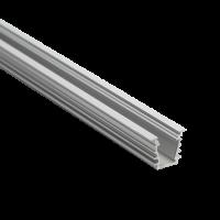 ALUMINIUM PROFIEL - 19x23,4MM - INBOUW - 2M