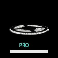 1M - LED Strip Set 3528 - PRO - IP20 - NATUURLIJK WIT 12V
