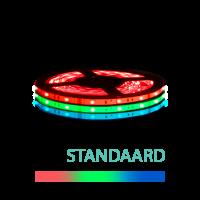 2M - LED Strip Set 5050 - STANDAARD - IP20 - RGB 12V