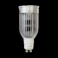 LED Spot (GU10) 38°  9W WARM WIT   DIMBAAR   ANTIGLARE