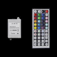 RGB LED Controller incl. 44-key remote | IR