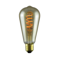 "LED Filament ""Mano"" (E27) | 4W EXTRA WARM WIT | DIMBAAR"