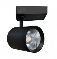 LED Trackspot 'Vink' | 45W WARM WIT | ZWART