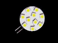 LED Spot G4-10SMD | WARM WIT | 12V
