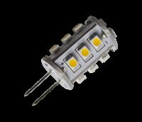 LED Spot G4-15SMD | WARM WIT | 12V