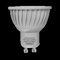 LED Spot (GU10) 60°   7W WARM WIT   DIMBAAR   GRIJS