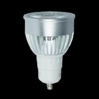 LED Spot (GU10) 38°   5W EXTRA WARM WIT   DIMBAAR   ANTIGLARE