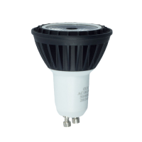 LED Spot (GU10) 38°   3W WARM WIT   DIMBAAR   ANTIGLARE