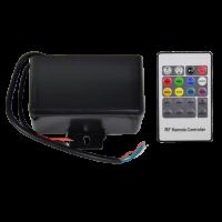Controller incl. 20-key remote RF | RGB | met ID