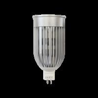 LED Spot (MR16) 38° | 9W WARM WIT | DIMBAAR | ANTIGLARE
