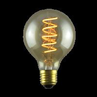 "LED Filament ""Toza"" (E27) | 4W EXTRA WARM WIT | DIMBAAR"