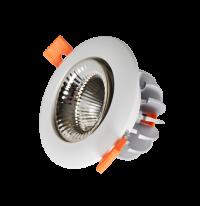 LED Rona | 10W WARM WIT | DIMBAAR | INCL. DRIVER