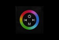Controller Touchpanel ZWART | RGB | 3x4A