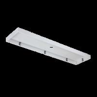 Opbouwframe voor LED Vector Paneel | 30x120cm