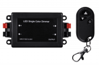 Mono LED Controller incl. afstandsbediening | 8A