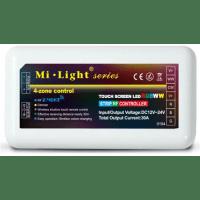 Controller Mi-Light 4-zone | RGBW | 12/24V