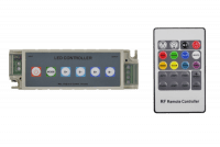 RGB Controller incl. 20-key remote RF | met ID