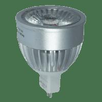 LED Spot (MR16) 60° | 5W WARM WIT | DIMBAAR | ANTIGLARE