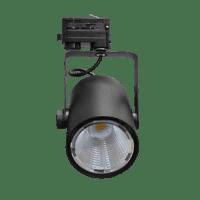 LED Trackspot 'Niro' 36° | 30W WARM WIT | ZWART
