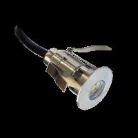 LED Inground | 0.6W WARM WIT | BUITEN (IP67) | INCL. KLEM