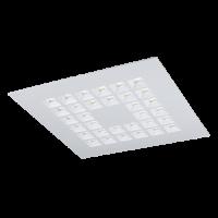 LED Vector Paneel (verzonken) | 35W WARM WIT | 60x60cm | DIMBAAR
