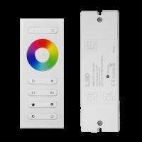 Controller 1-zone incl. RF remote | RGBW | 4x5A 12-24V