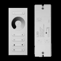 Mono LED Dimmer set | 1-zone | 12-24V 3x5A