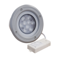 LED Downlight 'Spinel' 30° | 13W WARM WIT| IP67 incl. driver
