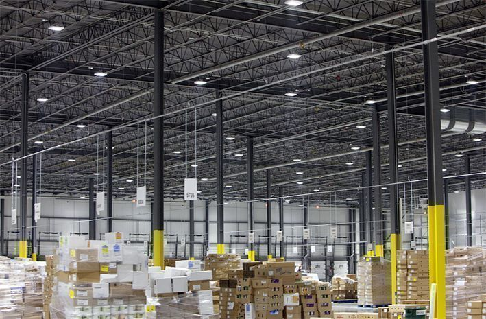 LED fabriek